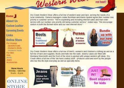 Dry Creek Western Wear