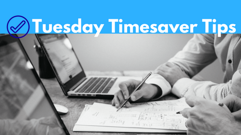 Tuesday Timesaver Tips: Excel Pivot Tables