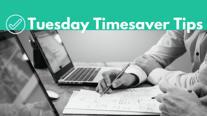 Tuesday Timesaver Tips: Delegating the RIGHT way