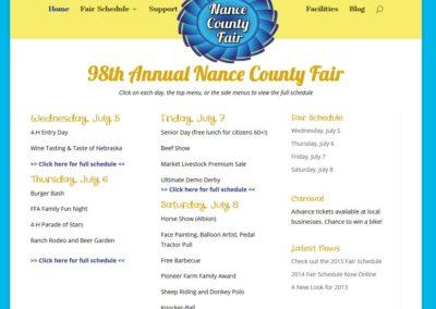 Nance County Fair